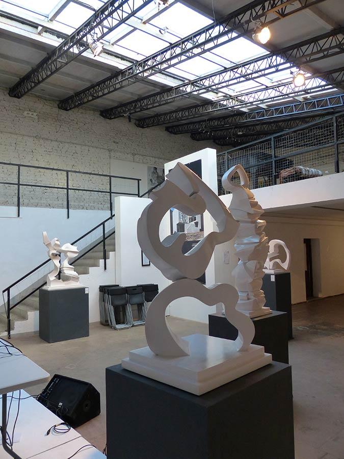 Mal Findet Das Internationale Fest Für Zeitgenössische Skulptur Statt. Der  Aktionstag Verbindet Die Gesamte Szene Zeitgleich An Unterschiedlichsten  Orten Zu ...