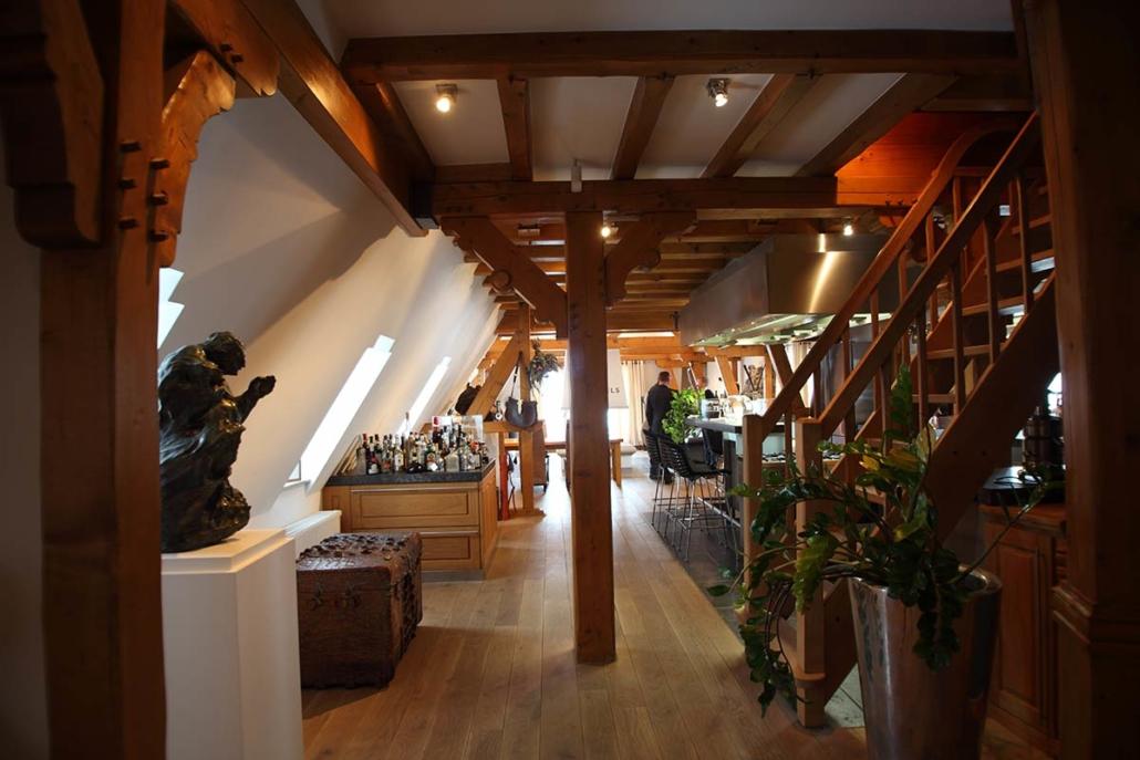 Innenausbau Sanierung Historischer Gebäude Rudolf Hürth